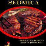 FAST FOOD SEDMICA